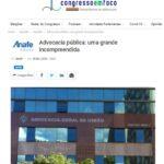 CONGRESSO EM FOCO | ANAFE