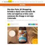 JORNAL DE BRASÍLIA | JK SHOPPING