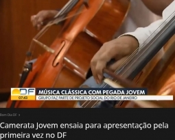 🎻TV GLOBO|CASA THOMAS JEFFERSON HALL