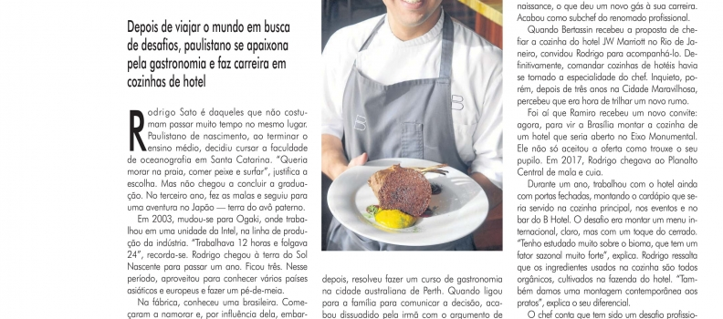 📰 REVISTA DO CORREIO I B HOTEL