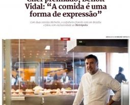 🍴 METRÓPOLES | B HOTEL BRASÍLIA