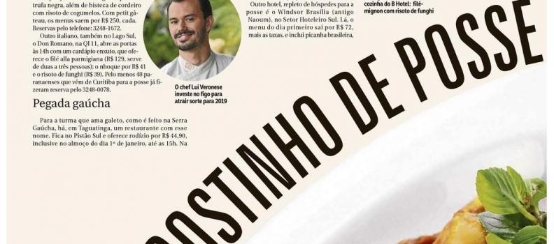 📰 CORREIO BRAZILIENSE  B HOTEL