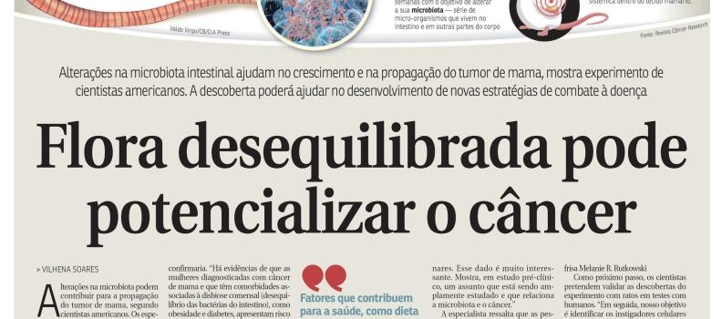 CORREIO BRAZILIENSE | CENTRO DE ONCOLOGIA SANTA LÚCIA