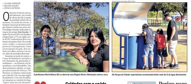 CORREIO BRAZILIENSE |CDRB