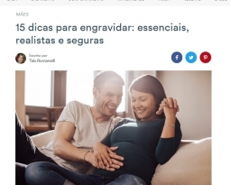 📰 DICAS DE MULHER | FERTILCARE