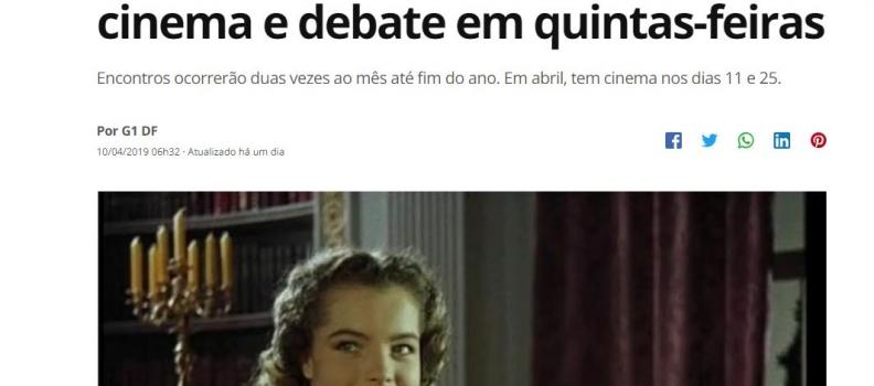 🎬G1-TV GLOBO BRASÍLIA SHOPPING