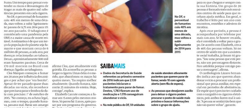📰 JORNAL DE BRASÍLIA | HOSPITAL SANTA LÚCIA