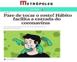 METRÓPOLES | HOSPITAL SANTA LÚCIA