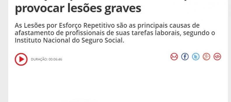 📻 RÁDIO CBN BRASÍLIA | HOSPITAL SANTA LÚCIA