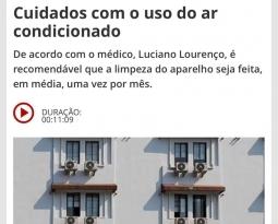 📻 RÁDIO CBN | HOSPITAL SANTA LÚCIA