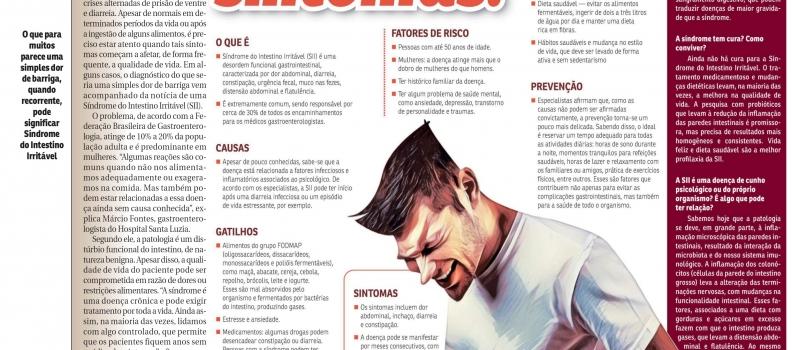 📰 REVISTA DO CORREIO | HOSPITAL SANTA LÚCIA NORTE