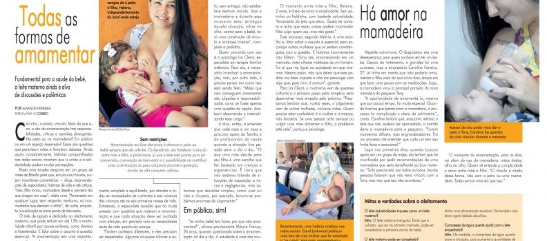 📰 REVISTA DO CORREIO | HOSPITAL SANTA LÚCIA