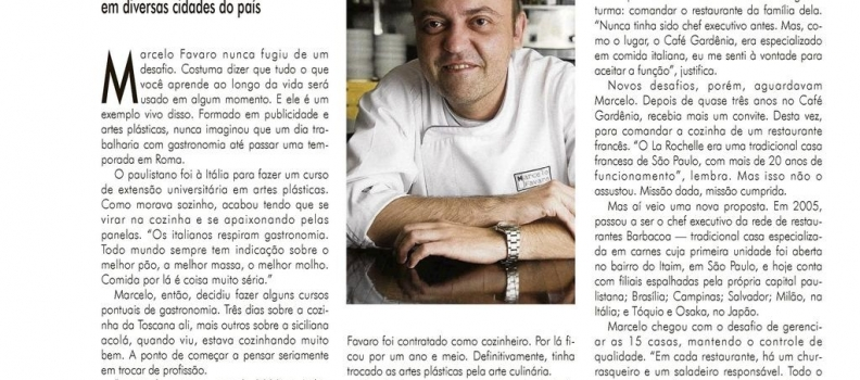 📰 REVISTA DO CORREIO | BARBACOA