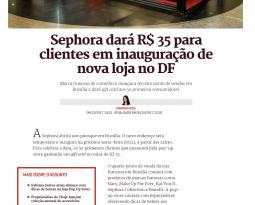 💻 METRÓPOLES   BRASÍLIA SHOPPING