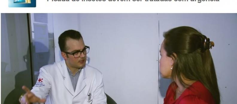 📰 TV GLOBO | HOSPITAL SANTA LÚCIA