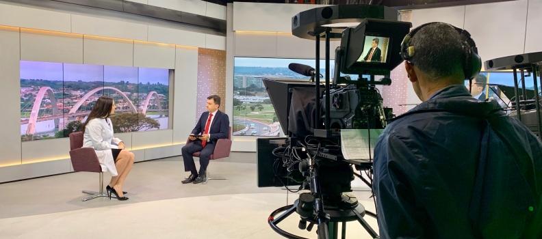 📺 TV GLOBO | CENTRO DE ONCOLOGIA SANTA LÚCIA
