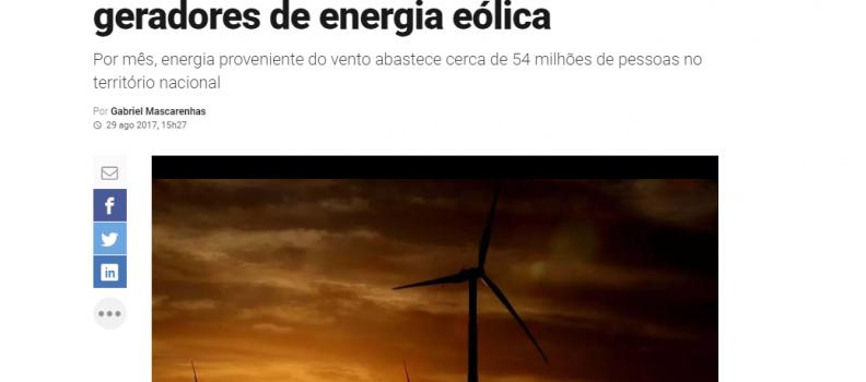  VEJA | BRAZIL WINDPOWER