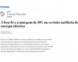 ⚡ ESTADÃO | ABCE
