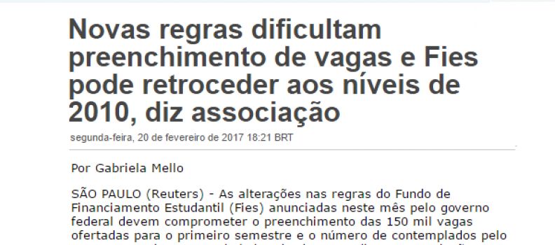 💻 REUTERS | ABMES