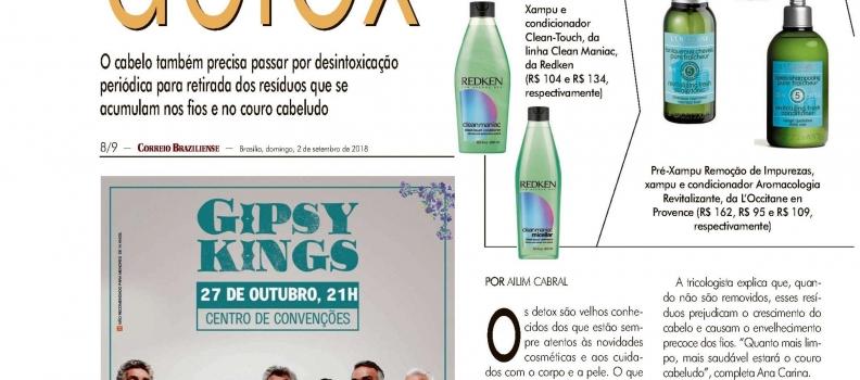 🚿CORREIO BRAZILIENSE | O BOTICÁRIO
