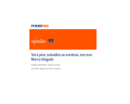 PODER 360 | ABRADEE